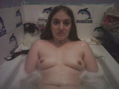 New pics bath time fun