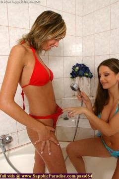 Sapphic Erotica vivacious lesbian girls