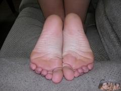 Hot Babe Feet