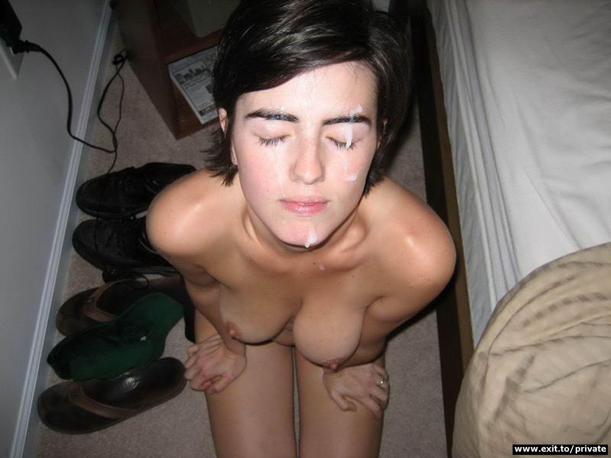 Серма на лицо 13 фотография