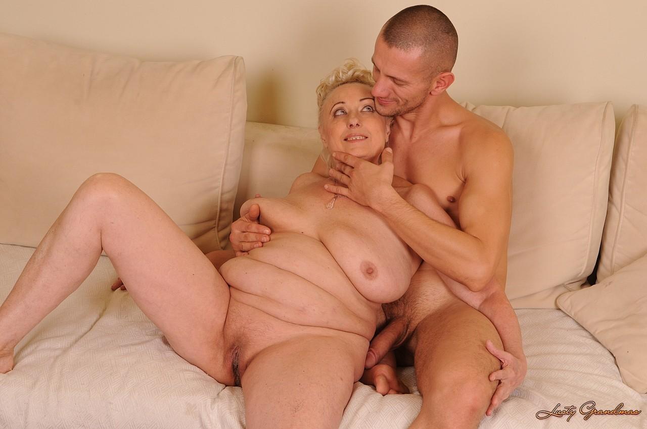 Секс старых красивых баб 5 фотография