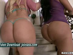 two big asses pounded – افلام  نيك احلا طيز