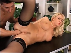 tight-analhole-fisting-on-the-table