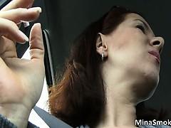sexy-brunette-babe-smokes-a-cigarette-part4