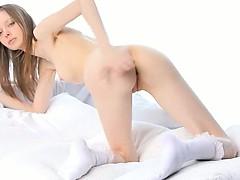 my-true-skinny-super-girl-teasing-naked
