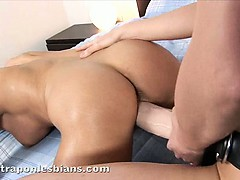 lepidoptera-fucking-her-sexy-friend-hard-with-a-huge-strapon