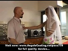 amateur-amazing-redhead-sexy-wife-talking-with-her-husband