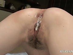 asians-big-spread-asshole-covered-in-cum