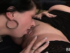 bbw-lesbian-getting-twat-licked-on-couch