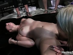 College Student Girls Abusing New Part6