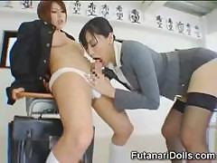 she-sucks-futanari-coed