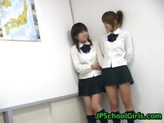 Seira Kinomoto And Yuri Shiina Hot Japanese Lesbo Teens23