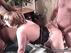 Hot And Old Slut Getting Banged Hardly
