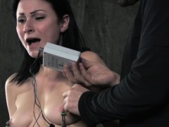 nipple-pumped-bdsm-sub-whipped