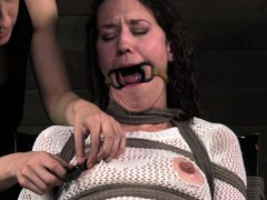 open-mouth-lezdom-sub-tits-and-pussy-tormented