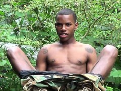 cock-strong-twink-soldier-by-the-river