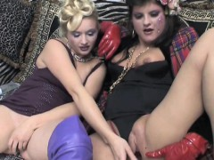 two-chic-sluts-flying-high-fully-clothed-sex-with-vibrator-f