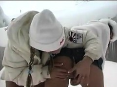 teen-girls-being-naughty-in-the-snow