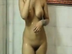 wet-indian-girl-in-the-bath-tub