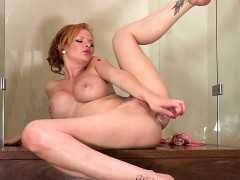 classy-redhead-toys-ass-and-rubs-cunt