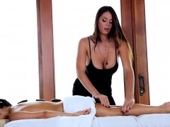 big-tit-babe-massages