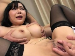 Hot Young Asian Babe With Luscious Boobs Hard Fucked