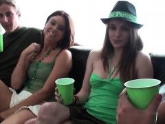 girls-in-green-get-naked