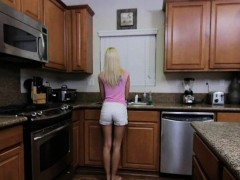 cute-blonde-teen-sucks-cock-in-the-kitchen