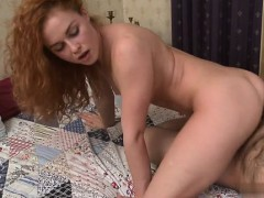 Hot Cowgirl Homemade Swallow