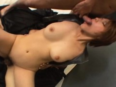 hairy-japanese-pussy-is-fucked-hard-in-a-threesome