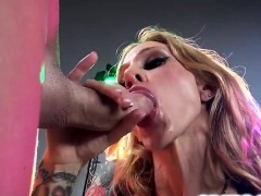 sara is a kinky blonde bunny with an amazing body. sexy lean