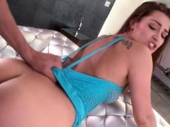 Sweet Ass Teen Fingered And Nailed Hardcore