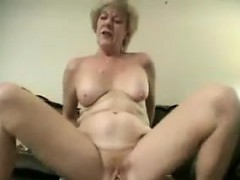 granny invites him in for some sexy fun granny sex movies