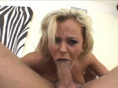Busty Blonde Bree Olson Gets Ass Pounded