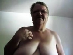 big-old-woman-masturbating-with-a-dildo
