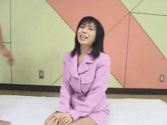 Pervs Team Up To Disgrace A Horny Japanese Housewife