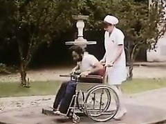 Hairy Nurse And A Patient Having Sex