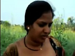 indian-shows-off-her-privates-outdoors