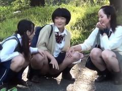 uniform-asians-pissing
