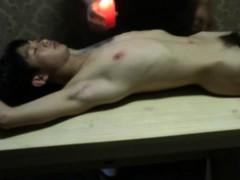 naked-slave-boy-got-hot-wax