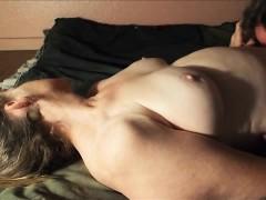 he-eats-her-mature-vagina-until-he-tastes-her