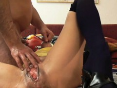 urethral-dildo-fucked-and-anal-fisted-amateur