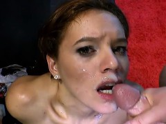 Susi Star Is The Ultimate Swallowing Machine