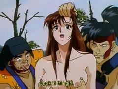 Japanese Hentai Slammed Standing Oralsex