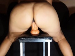 sexy-milf-fucks-her-dildo-with-her-wet-cunt