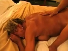 amateur granny nailed by a young stud
