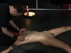 Asian Slave Brutal Bdsm Scene