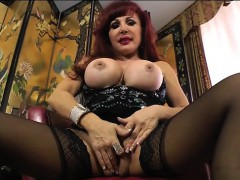 sexy-vanessa-big-tits-hanging-in-black-dress