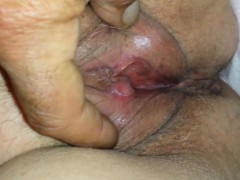 granny-pussy-being-teased-closeup