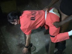 female-prisoners-restrained-and-punished